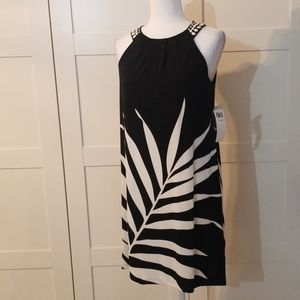 London Times palm dress